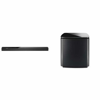 Bose SoundBar 700 (Zwart) + Bose BassModule 700 (zwart) Pakketprijs