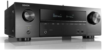 Denon AVR-X1600H DAB+